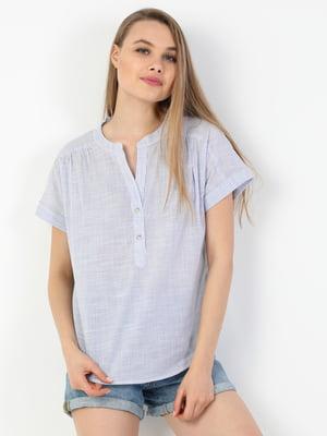 Блуза в смужку | 5494900