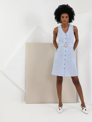 Платье в полоску | 5494915
