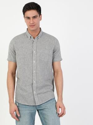 Рубашка цвета хаки | 5494957