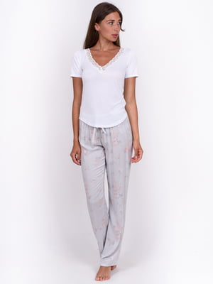 Комплект: футболка и брюки   5495098