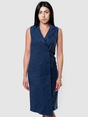 Сукня синя | 5495335