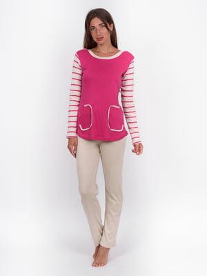 Комплект: лонгслів і штани | 5495479