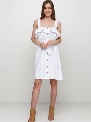 Платье белое | 5495616