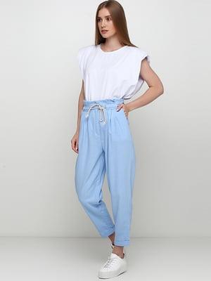 Штани блакитного кольору | 5495618