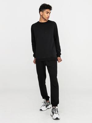 Костюм спортивный: свитшот и брюки | 5496659