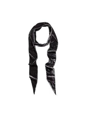 Шарф черный | 5495830