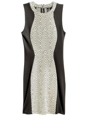 Платье в геометрический принт | 5496104