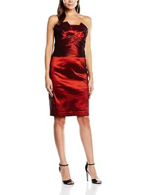 Платье кораллового цвета   5496276