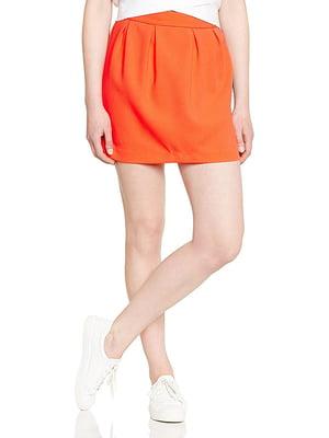 Спідниця морквяного кольору | 5496314