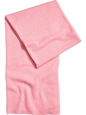 Шарф розовый   5497257