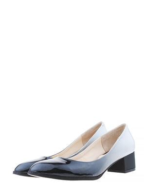 Туфли серые   5485397