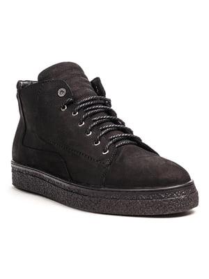 Ботинки черные | 5489710
