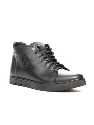 Ботинки черные | 5489712