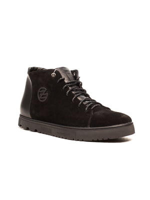 Ботинки черные | 5489713