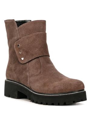 Ботинки кофейного цвета | 5489715