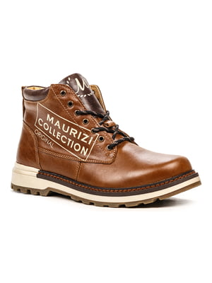 Ботинки коричневые | 5489720