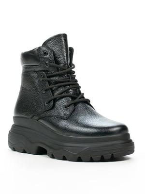 Ботинки черные | 5489726