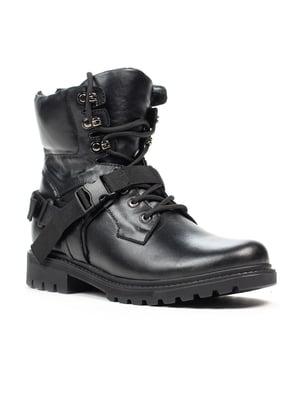 Ботинки черные | 5489742