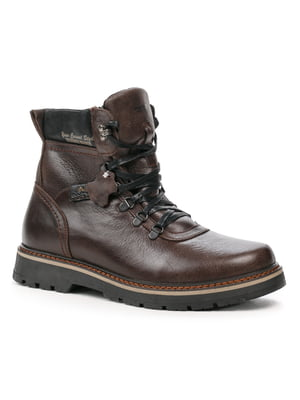 Ботинки коричневые | 5489767