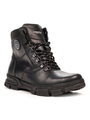 Ботинки черные | 5489775