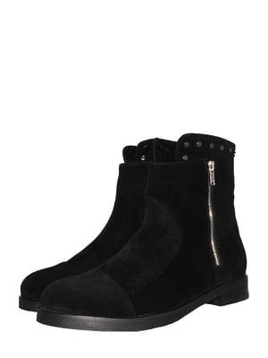 Ботинки черные | 5497369