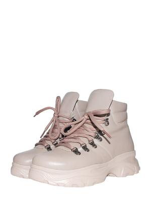 Ботинки кофейного цвета | 5497370