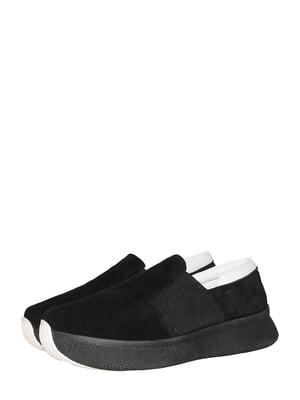 Кросівки чорні | 5497392