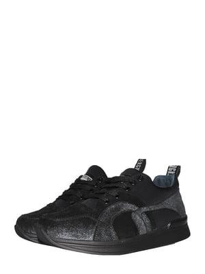 Кросівки чорні | 5497393