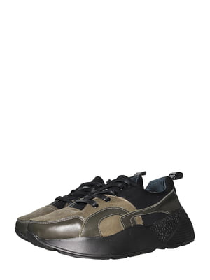 Кросівки кольору хакі | 5497394