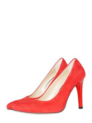Туфли красного цвета | 5497396