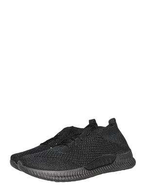 Кросівки чорні | 5497490