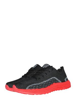 Кросівки чорно-сірі | 5497491