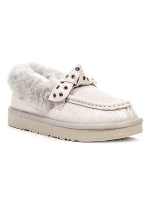 Ботинки серые | 5489493