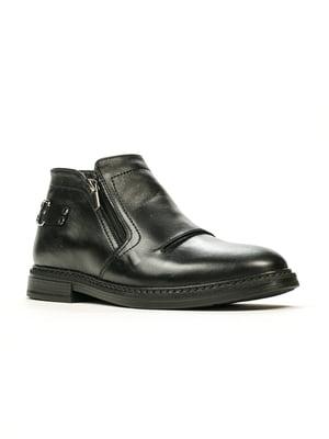 Ботинки черные | 5489795