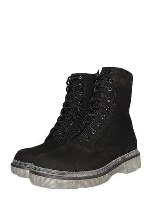 Ботинки черные | 5497442