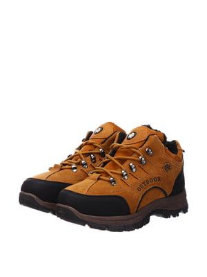 Ботинки желтые | 5497637