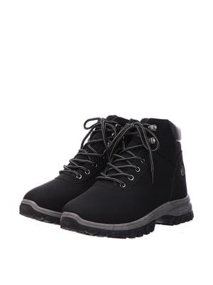 Ботинки черные | 5497641