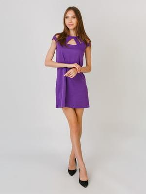 Сукня фіолетова | 5491822