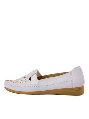 Туфлі білі | 5497655