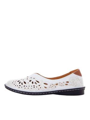 Туфлі білі | 5497704