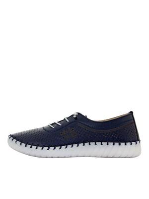 Туфли синие | 5497712