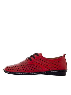 Туфлі червоні   5497715