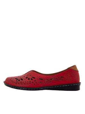 Туфли красные   5497719