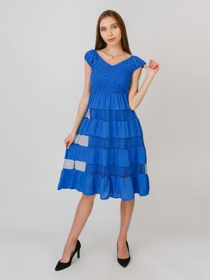 Сукня синя | 5491801