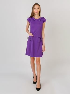 Сукня фіолетова | 5491836