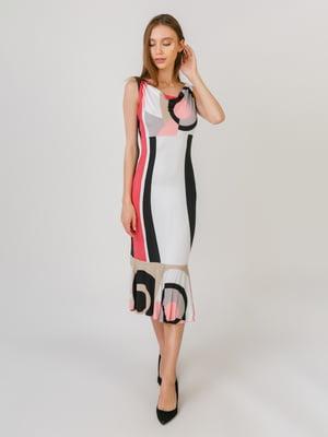 Сарафан чорно - рожеве | 5491825
