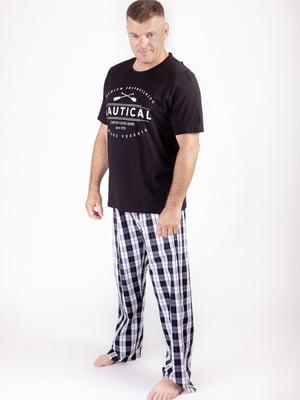 Піжама: футболка і штани | 5497748