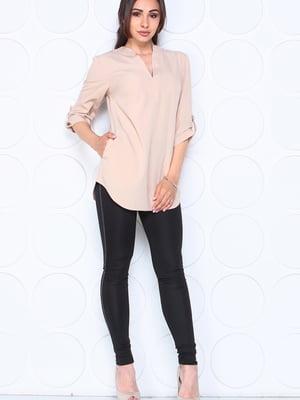 Блуза цвета пудры | 5497622