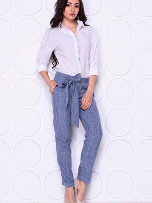 Штани джинсового кольору | 5497739
