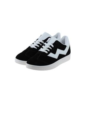 Кеды черно-белые | 5488566